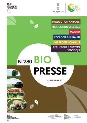 Couverture Biopresse 280